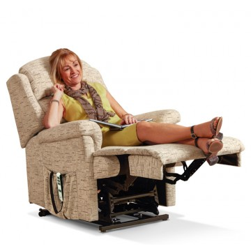 1041 Albany Royale Single Motor Lift & Rise Recliner - ZERO RATE VAT
