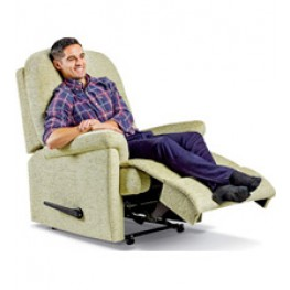 Royale Keswick Rechargeable Powered Recliner