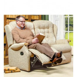 Standard Lynton Knuckle Powered Reclining 2 Seater