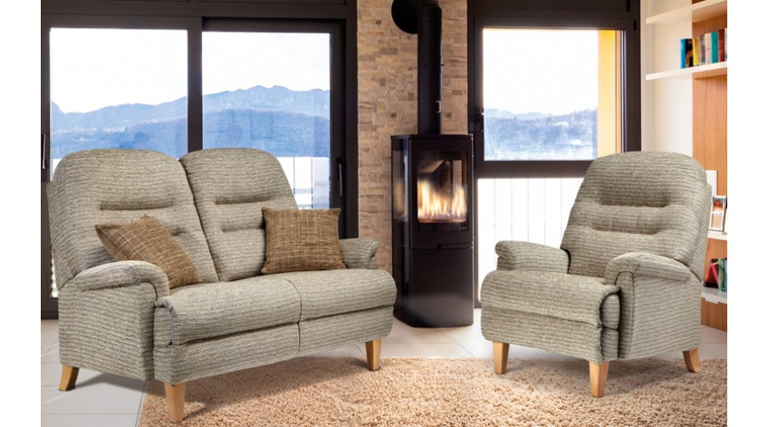 See the new Keswick Classic range from Sherborne, a new Fireside Suite in many covers at www.recliners4u.co.uk