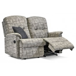 Lincoln Small 2 Seater Recliner Sofa