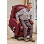 Sherborne Malham Riser Recliner now available in 4 sizes and both Single & Dual Motor versions.