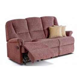 Milburn Small Powered Reclining 3 Seater Sofa