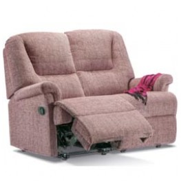 Milburn Small Powered rechargeable Reclining 2 Seater Sofa