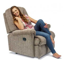 Milburn Petite Rechargeable Powered Recliner