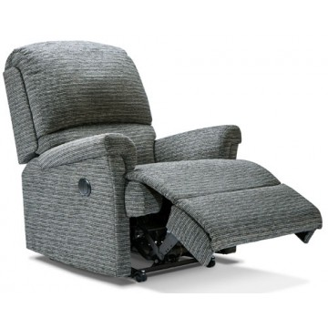 Nevada Small Rechargeable Power Recliner