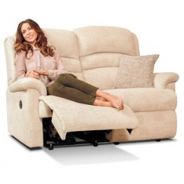 Olivia Rechargeable Reclining 2 Seater Sofa