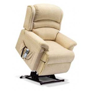 1662 Small Olivia Dual Motor Lift & Rise Recliner - ZERO RATE VAT