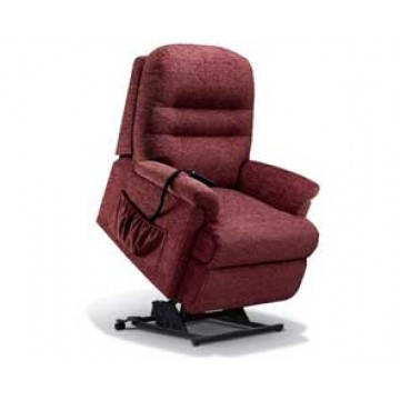1271 Petite Keswick Single Motor Lift & Rise Recliner - ZERO RATE VAT