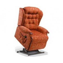 1502 Small Lynton Knuckle Dual Motor Lift & Rise Recliner - ZERO RATE VAT