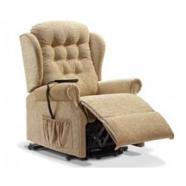 1601 Small Lynton Single Motor Lift & Rise Recliner - ZERO RATE VAT