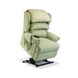 1161 Petite Windsor Single Motor Lift & Rise Recliner - ZERO RATE VAT