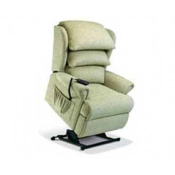 1162 Petite Windsor Dual Motor Lift & Rise Recliner - ZERO RATE VAT