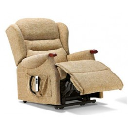 1311 Ashford Petite Knuckle Single Motor Lift & Rise Recliner - ZERO RATE VAT