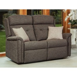 Roma 2 Seater Fixed Sofa - Small