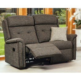 Roma 2 Seater Powered Reclining Sofa - Standard