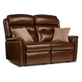 Roma 2 Seater Fixed Sofa - Standard