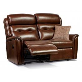 Roma 2 Seater Manual Reclining Sofa - Standard
