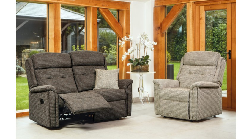 The Sherborne Roma suite now available online at www.recliners4u.co.uk - Sofas, Chairs & Recliner all available.