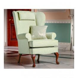 Buckingham Chair - Dark Beech Legs