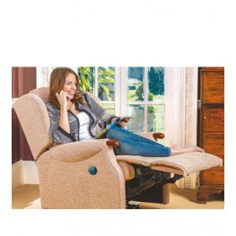 Small Lynton Knuckle Recliner