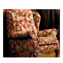 Lynton Fireside Chair (Dark Beech Legs)