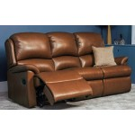Sherborne Virginia Suite now available in Leather at www.recliners4u.co.uk
