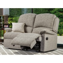 Virginia Manual Reclining 2 Seater  Sofa - Small