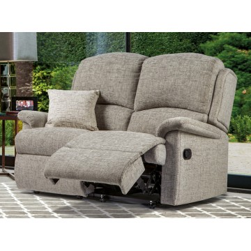 Virginia Powered Reclining 2 Seater  Sofa - Small