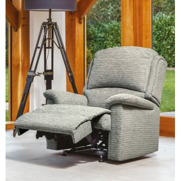 Virginia Rechargeable Powered Recliner  - Small