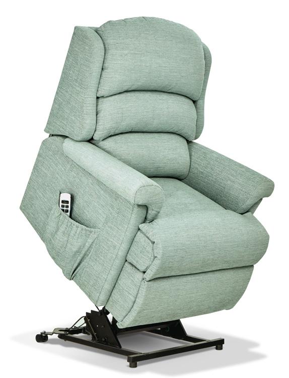 Albany Riser Recliner | Sherborne Upholstery | Recliners4U