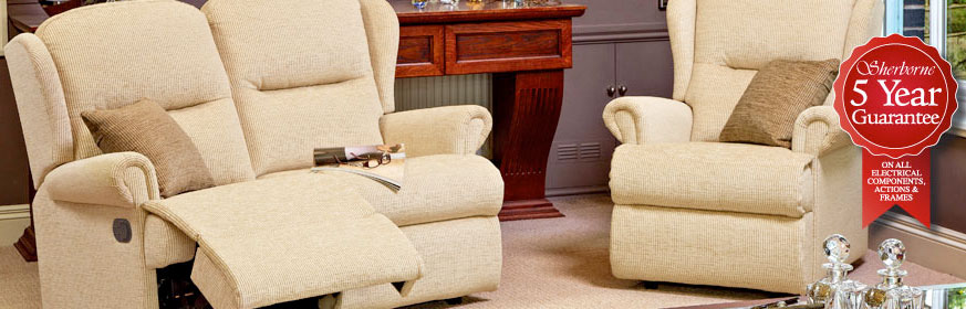 Sofa S Chairs Amp Recliners Sherborne Malvern Collection