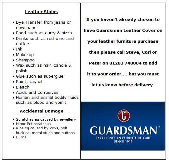 Guardsman Leather