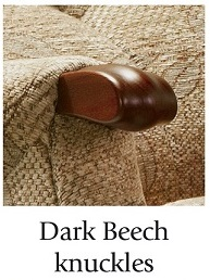 Dark Beech Knuckle