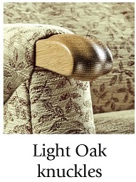 Light Oak Knuckle